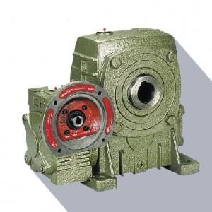 Серия WPE-корпус второго редуктора литой (117)