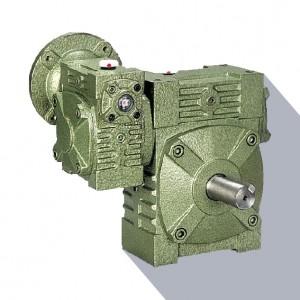 Серия WPWE-корпус второго редуктора со сменными креплениями (54)